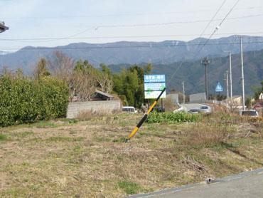 物件No.1205(売地)駒ヶ根市小町屋 400万円