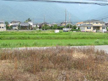 物件No.1901(売地)駒ヶ根市小町屋 700万円